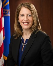 SYLVIA MATHEWS BURWELL~ Head/Secretary of HHS