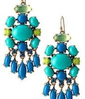SOLD Aviva Chandelier Earrings