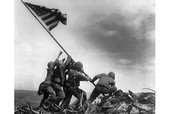 """""""Of the Marines on Iwo Jima, uncommon valor was a common virtue."""""""