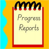 Progress Report Pickup - November 3