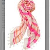 Capri Wrap - Pink