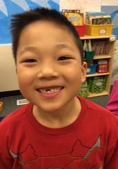 Derek is our Star Student This Week!