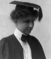 Helen graduates