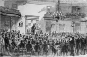 Convention delegates