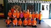 Kindergarteners Visit Skippack Fire Company