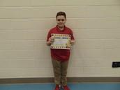 William Delgado - Fifth Grade