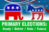 Step 1 - Primaries and Caucuses