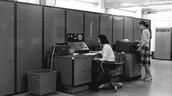 Primera computadora científica.