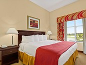 Complimentary Breakfast, Deluxe rooms and more !