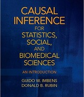Causal inference for statistics, social and biomedical sciences: an introduction de Guido W. Imbens y Donald B. Rubin