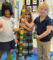 Building with Legos