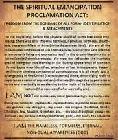 The Act Summarized
