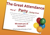 The Great Attendance Party