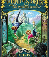 Land of Sories: The Wishing Spell by Chris Colfer