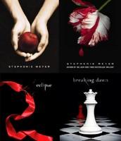The Twilight Series by Stephanie Meyer