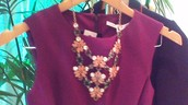 The Fleurette - Wear later with a plum sundress!