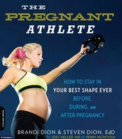 Pregnant Althete