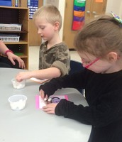 Math in Preschool