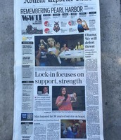 Lock In Abilene Front Page News