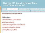 Local Literacy Site Newly Updated