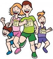 Elementary cross-country running jamborees