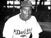 Jackie Robinson (Baseball Player 1919-1972)