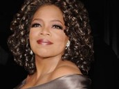 Oprah childhood