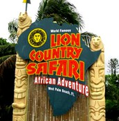Lion Country Safari-Wednesday September 28th