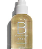 Baby Soothing Oil $22