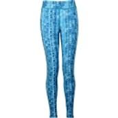 Pantalones ; Azul y negro y blanco.