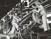 Woman in Factories