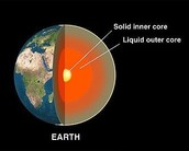 Earth's Inner and Outer Core!