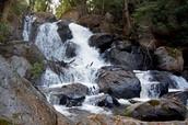 Cascada Río del Molino: