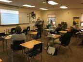 Spring Hill Presentation on Reading Strategies