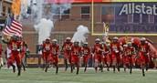 Maryland football team.