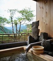 Cleanse your body and soul at the onsen