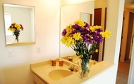 2 Spacious Modern Bathrooms