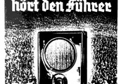 Nazi propaganda through radio