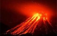 cinter-cone volcano