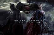 Batman vs Superman down of justice