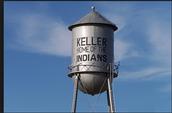 Keller water tower