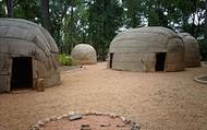 Recreated Jamestown Settlement