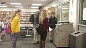 Printing to the Library Printer