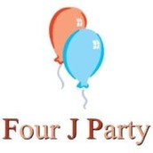 Four J Party – With you, in all your celebrations