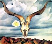 Ram's Head White Hollyhock