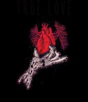 True Love Never Dies- Shirt Design
