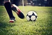 J'aime jouer au soccer