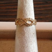 Eternal Band Ring - Size 6