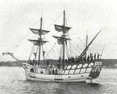 new france ship