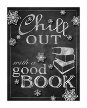 Want to Read while Relaxing? - Winter Break Book Suggestions